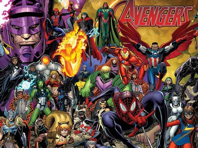 The 15 Best Books of the All-New, All-Different Marvel