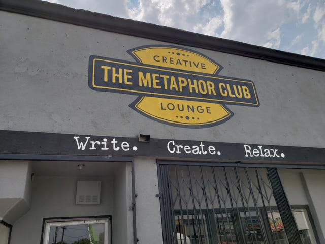The Metaphor Club Is Black, Creative and Defying the Gentrification of Crenshaw Boulevard in Los Angeles