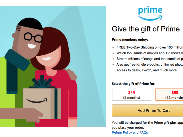 Here's How to (Probably) Lock In Another Year of Amazon Prime For $99