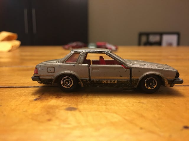 I Found a Tomica S110 at Goodwill today!