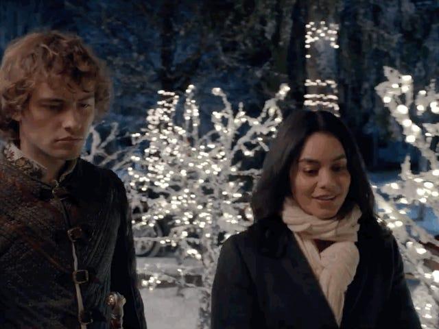 Ritari ennen joulua näyttää tyhmältä helvetiltä ja tietysti aion katsoa sitä