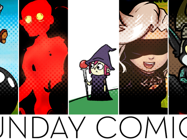 Sunday Comics: Jelly