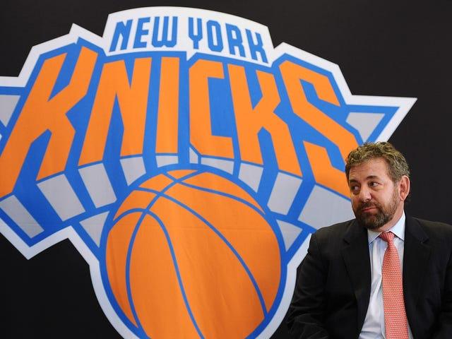 Os Knicks não pensaram que Kevin Durant valesse o máximo