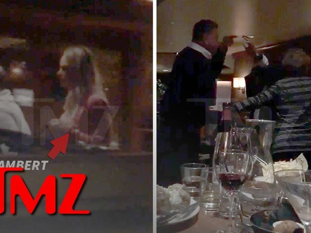 Here's a Video Of Miranda Lambert Clearly Pissed Off at a Steakhouse