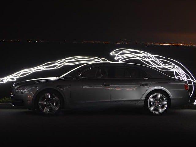 Kan en Bentley bomba LA: s kanjoner?