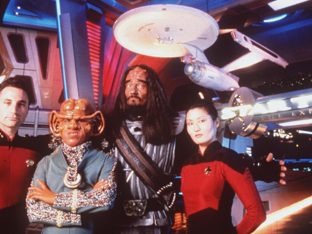 Hey, Remember When Star Trek Did Galaxy's Edge, 20 Years Before Star Wars?
