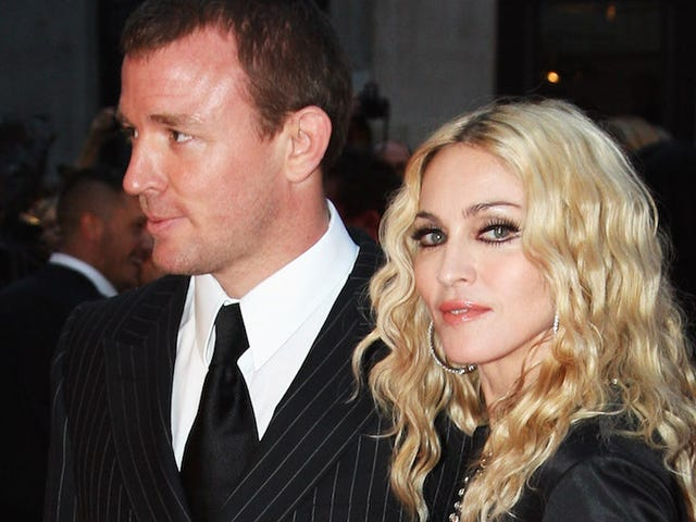 Madonna Sources Say Guy Ritchie Is Turning Son Rocco Against Her
