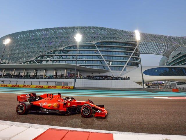 Ferrari realmente quer que os limites de orçamento da F1 sejam mais rígidos