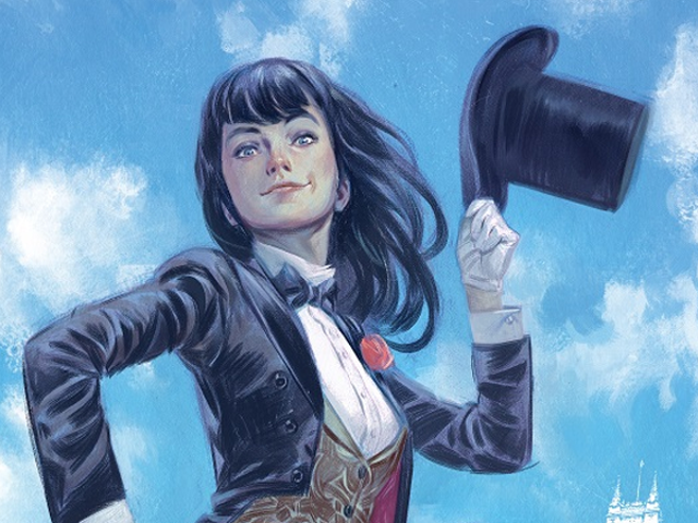 Si Zatanna ay Pupunta sa Magic School sa kanyang New Comic Series