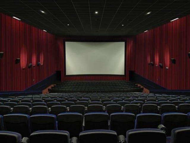 10 Commandments of Movie Theater Etiquette