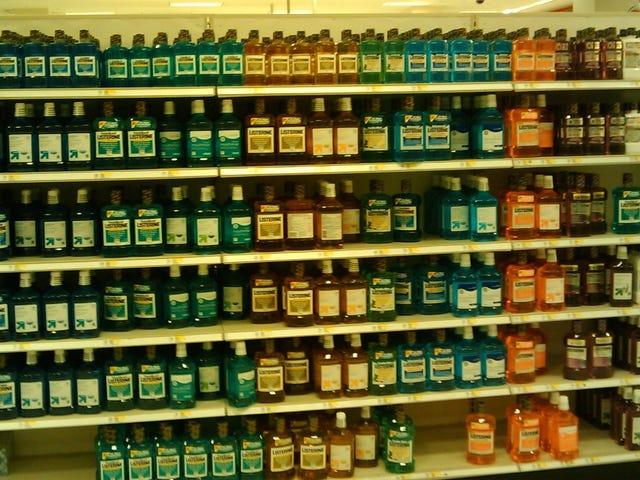 Le produit antiseptique commun peut nuire à la fonction cellulaire importante