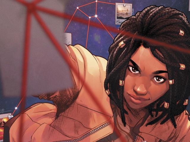 Naomiis a magnificent debut for Bendis and DC's new Wonder Comics imprint