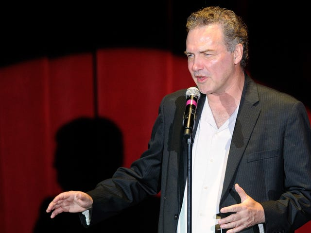Norm Macdonald Booted From Tonight Show Appearance After Shitty Comments On #MeToo