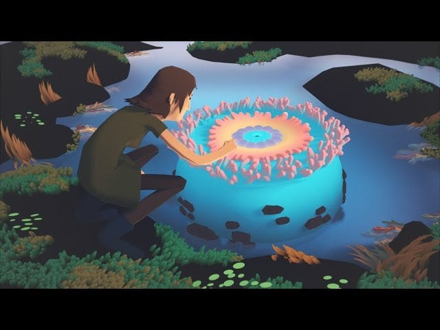 Very cool animated music video, Boy's Latin by Panda Bear