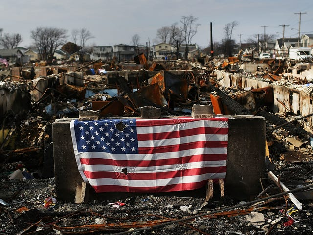 Climate Denial is a Form of American Exceptionalism