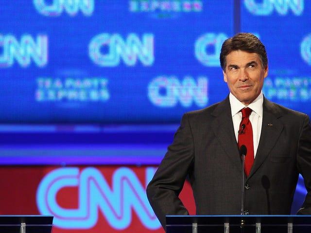 Γιατί ο Rick Perry θα ήταν καταστροφή ως Γραμματέας Ενέργειας