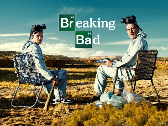 You Don't Need to Be a Meth Kingpin To Afford the Complete Breaking Bad Blu-ray
