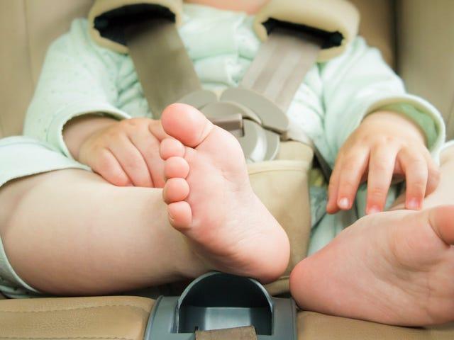 Comment vous assurer que le siège d'auto de votre enfant n'est pas une imitation