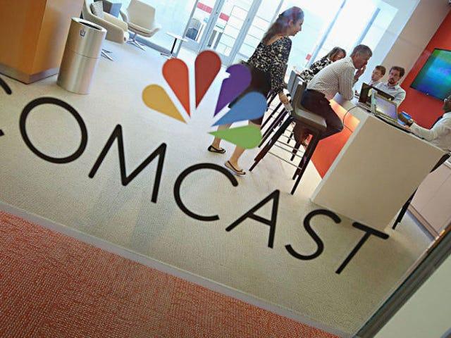 """Comcast """"Компроміс"""" щодо чистого нейтралітету - це лише правила FCC, які витратили мільйони на вбивство"""