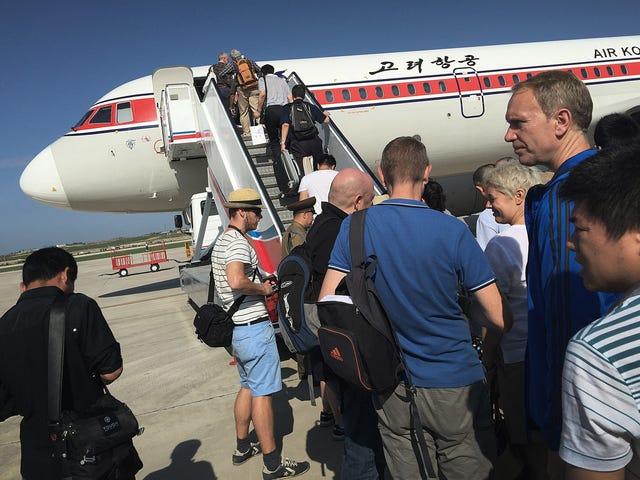 Sekiranya Anda Perjalanan ke Korea Utara, Harapkan Kastam untuk Semak Sejarah Penyemak Imbas Anda