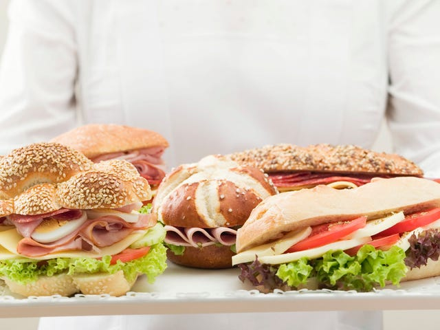 Last Call: What sandwich are you?