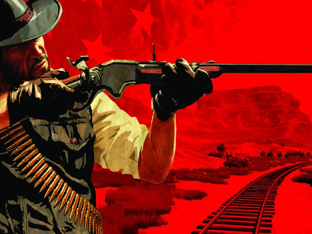 Rumour Mill Rages về Red Dead Redemption
