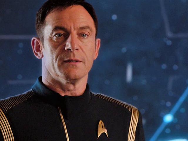 Jason Isaacs quiere que los racistas dejen de pretender ser fanáticos de Star Trek