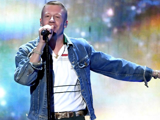 Some Homophobic Australians Are Mad About Macklemore