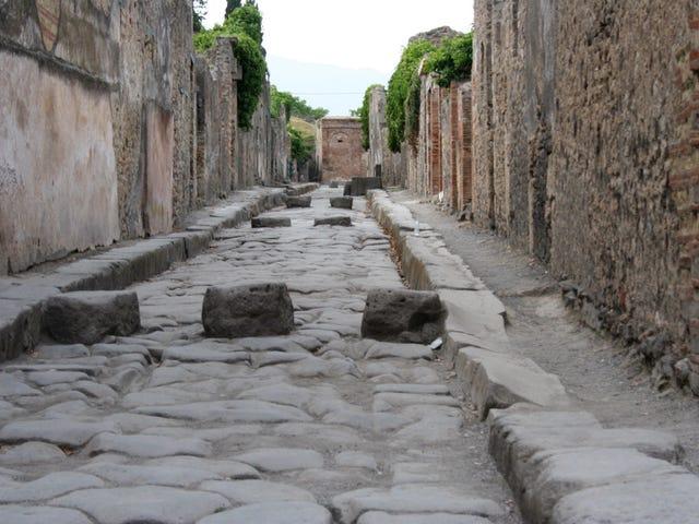 Una inscripción en una pared reescribe la historia de Pompeya: la ciudad ardió dos meses después de lo que creíamos