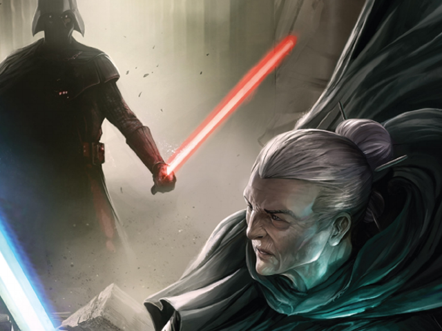 No, a New Star WarsComic Does Not 'Explain' Rey's Force Abilities