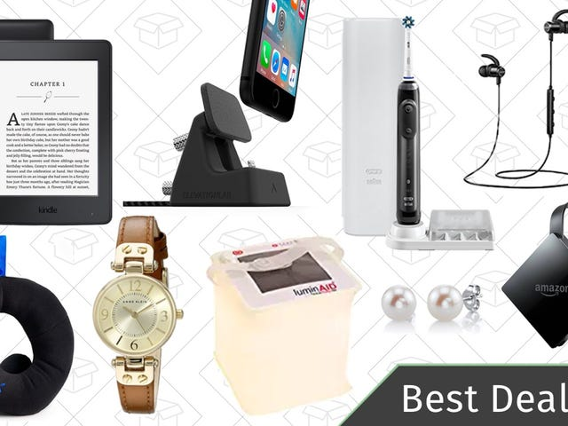 Monday's Best Deals: Amazon Devices, Mother's Day Jewelry, iPhone Charging Dock, and More