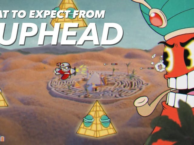 Struggle Through Cuphead On Your Xbox or Your PC For $17