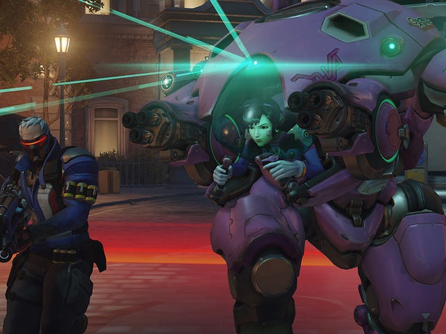 Overwatch Is Getting A Looking For Group Tool