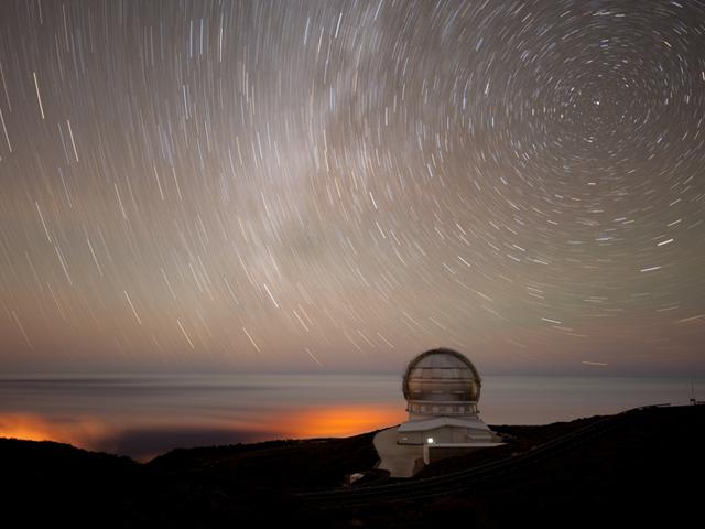Rusia quiere construir el mayor telescopio del mundo en Canarias.