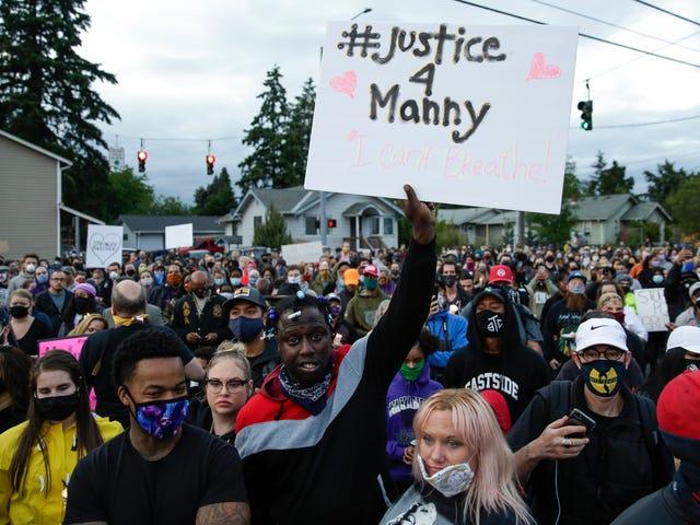 After New Video Emerges in Manuel Ellis' Death, Washington Gov. Jay Inslee Orders Independent Investigation