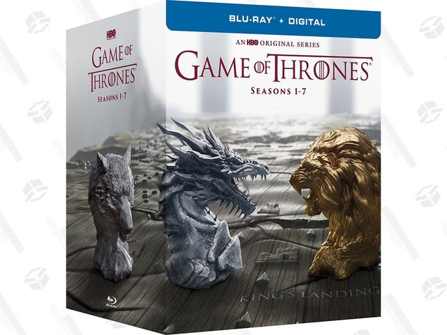 Get Caught Up On Game of Thrones With This Blu-ray + Digital Prime Day Deal