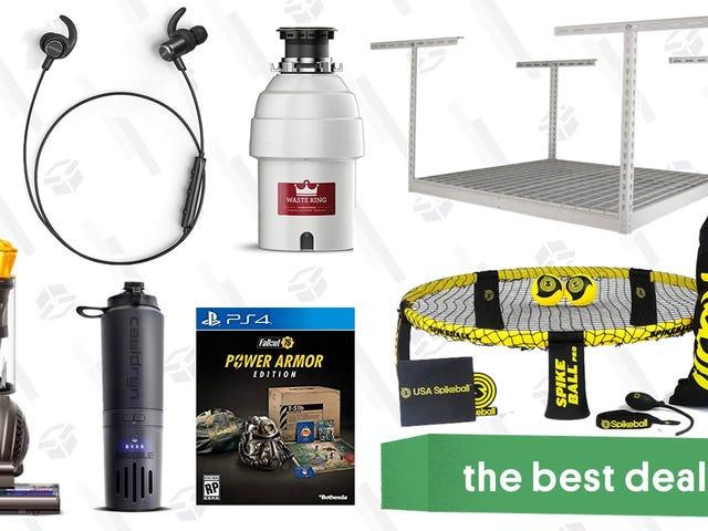 Le migliori offerte di venerdì: $ 150 Dyson Vacuum, Spikeball, Reader-Cuffie preferite e altro