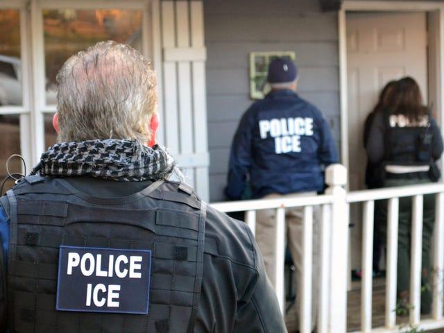 So helfen Sie Einwanderern bei einem ICE-Überfall