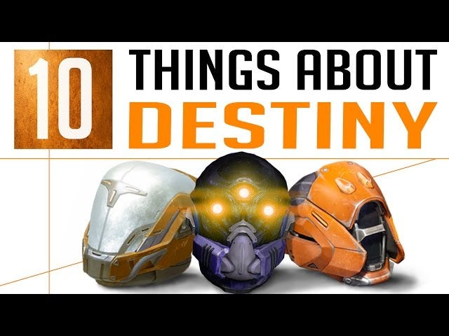 New Theory About <i>Destiny</i>'s Universe: Time Is A Circle