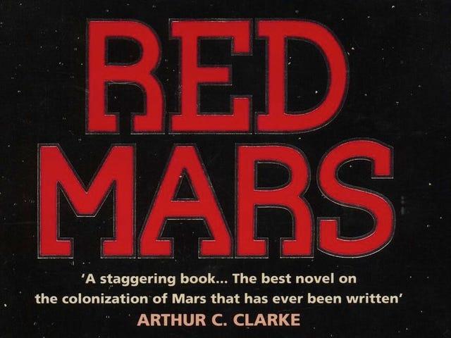 La serie de televisión 'Red Mars' ahora está en espera después de que Showrunner se marcha repentinamente