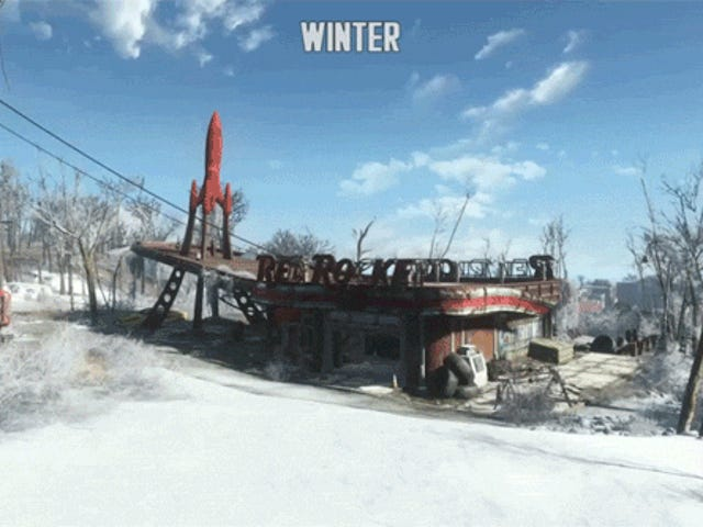<i>Fallout 4</i> Mod Memberikan Anda Musim Aktual