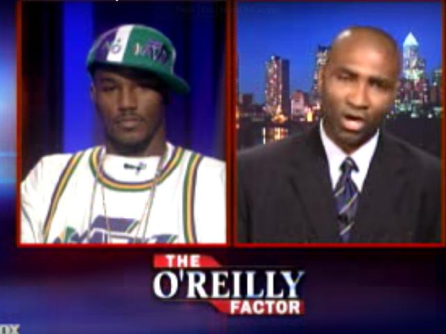 Låt oss alla komma ihåg tidsräkningen O'Reilly fick sin röv överlämnad till honom av Cam'ron