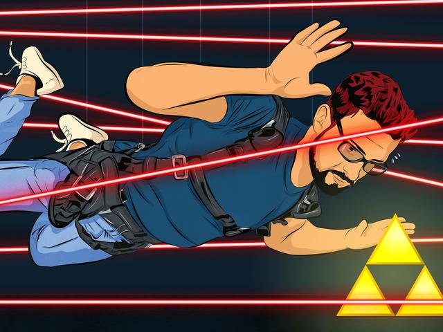 Rykten som någon försökte stela <i>Zelda: Breath of the Wild</i> E3 Demo