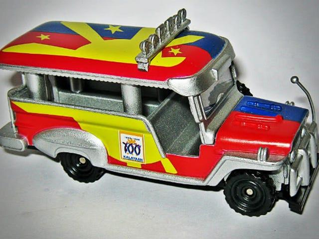 Κανόνας ώρας - Τι γίνεται με ένα Jeepney;