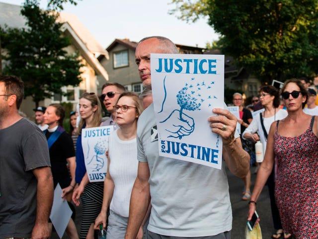 """""""愚蠢或骗子"""":Justine Damond的死亡证明了所有生命至关重要"""