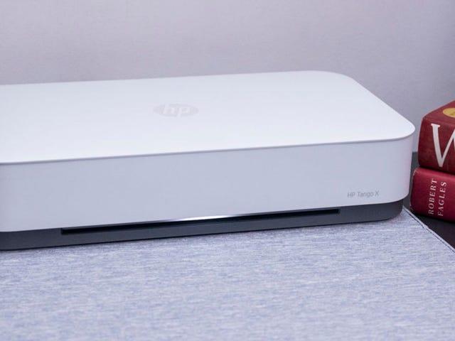 HP может, наконец, прекратить завинчивать вас, когда дело доходит до чернил принтера
