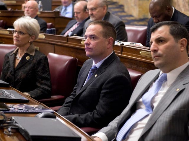 Lawmaker Accused of Abuse Working on a Bill to Drug Test Victims of Domestic Violence
