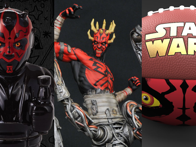 Star WarsCelebration's Exclusive Merch Really Wants to Maul Your Wallet
