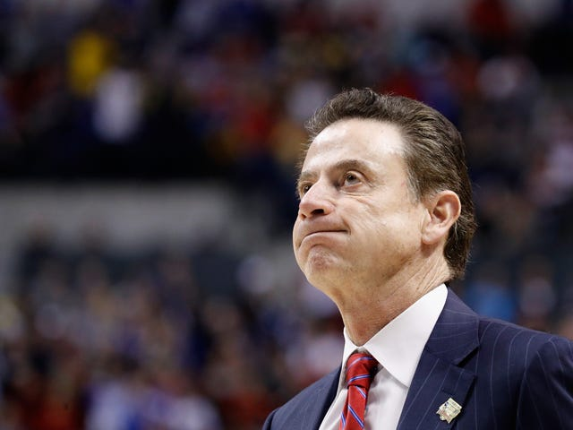 Adidas' Deal With the University of Louisville Was Supposed to Benefit the Athletic Department, so How Did Coach Rick Pitino Get 98 Percent of the Money?