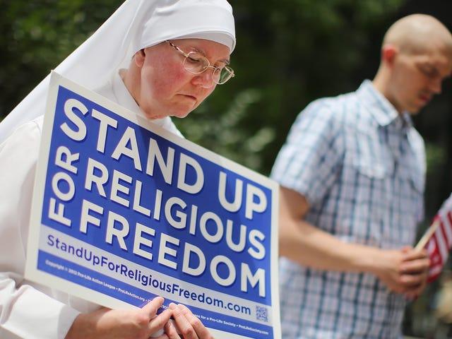 Judge Blocks New Birth Control Exemptions Nationwide, Thank God